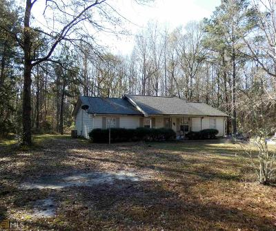 Woodbine Single Family Home For Sale: 11054 Georgia Hwy 110