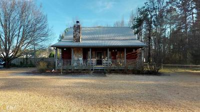 Temple GA Single Family Home For Sale: $175,000
