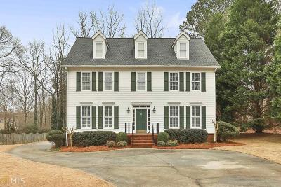 Fayette County Single Family Home New: 280 Wyngate Cir