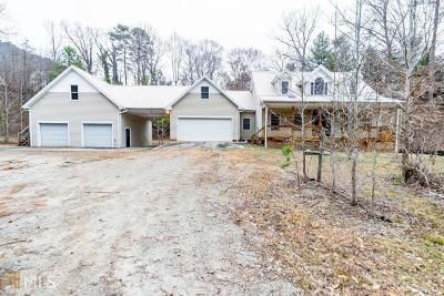 Stephens County Single Family Home New: 167 Sandy Rd