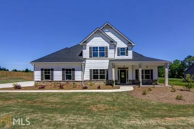 Senoia Single Family Home New: 144 Reserve Pl #Lot 9