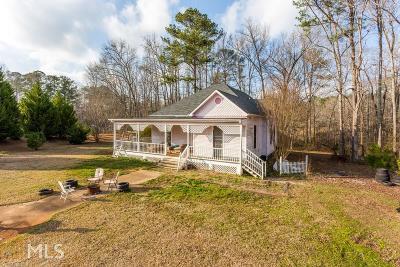 Covington Single Family Home For Sale: 805 Starrsville Rd