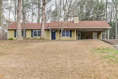 Canton Single Family Home Under Contract: 1405 Longbow Ct