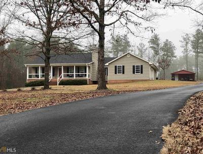 Barnesville Single Family Home Under Contract: 880 McCollum