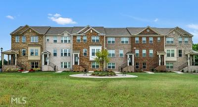 Suwanee Condo/Townhouse For Sale: 940 Sunset Park Dr #402