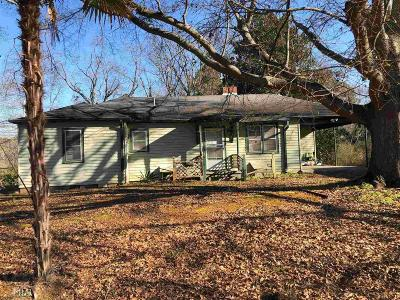 Hart County Single Family Home New: 312 Woodlake Lndg