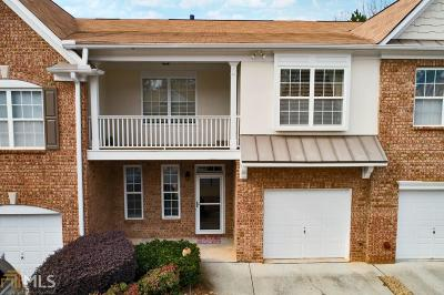 Alpharetta Condo/Townhouse New: 398 Grayson Way