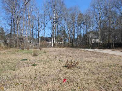 Social Circle Residential Lots & Land New: 450 Windsong Ln