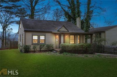 Loring Heights Single Family Home For Sale: 1496 Hawthorne Ave