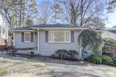 Piedmont Heights Single Family Home For Sale: 1939 Kilburn Dr