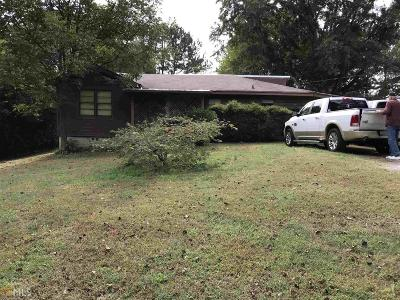 Austell Single Family Home For Sale: 1889 Seayes Rd
