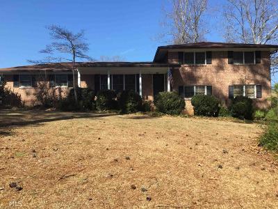 Morrow Single Family Home Under Contract: 6623 Peacock Blvd