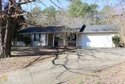 Loganville Single Family Home Under Contract: 2970 Green Rd