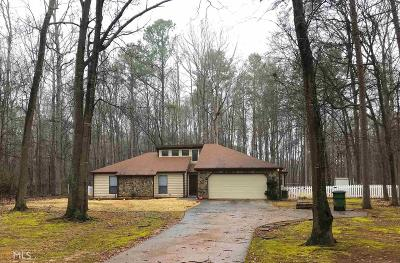 Fayette County Single Family Home Under Contract: 165 Middling Ln