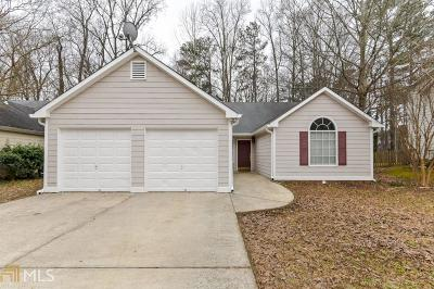 Acworth Single Family Home For Sale: 4801 Lake Park Ter
