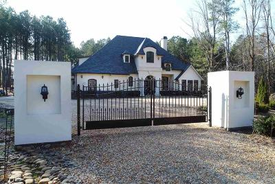 Buford Single Family Home New: 2852 Thompson Mill Rd