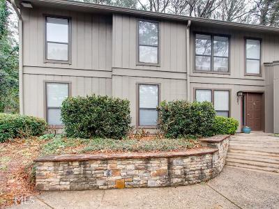 Smyrna Condo/Townhouse Under Contract: 601 Cumberland Ct
