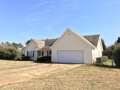 Locust Grove Single Family Home New: 604 Marigold Ln