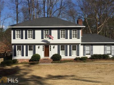 Tucker Single Family Home New: 3554 Castlehill Ct