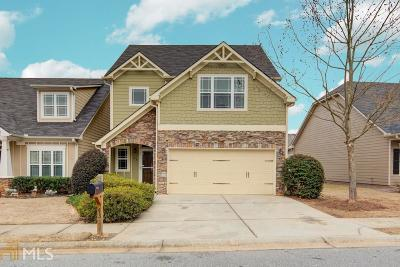 Dawsonville Single Family Home Under Contract: 43 Highland Pointe Cir