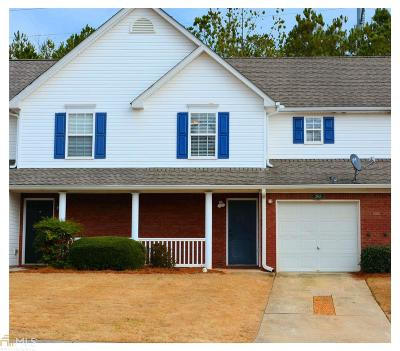 Canton Condo/Townhouse Under Contract: 268 Cottonwood Creek Cir