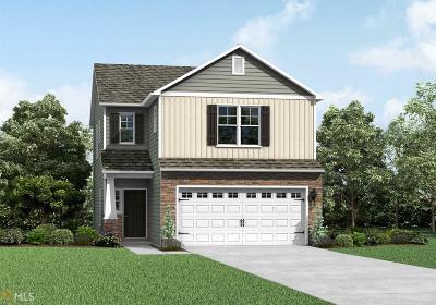 Hampton Single Family Home New: 10949 Wheeler Trce