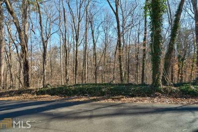 Roswell Residential Lots & Land For Sale: W Lake Dr