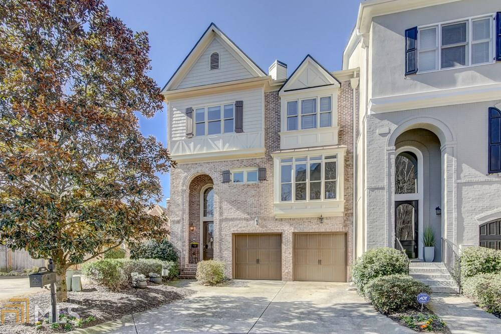 4 Bed 4 Bath Condo Townhouse In Brookhaven For 699 000