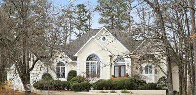 Roswell Single Family Home Under Contract: 400 River Bluff Pkwy