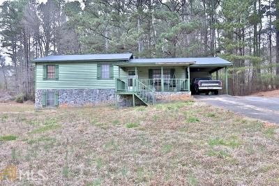 Canton Single Family Home Under Contract: 1061 Hickory Rd