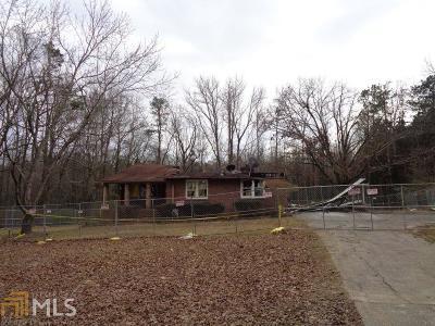 Douglasville Residential Lots & Land New: 6470 Elsie St