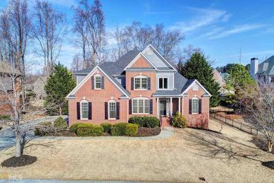 Buford Single Family Home Under Contract: 2910 Trailing Ivy Way