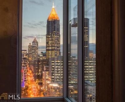 Viewpoint Condo/Townhouse For Sale: 855 Peachtree St #2201