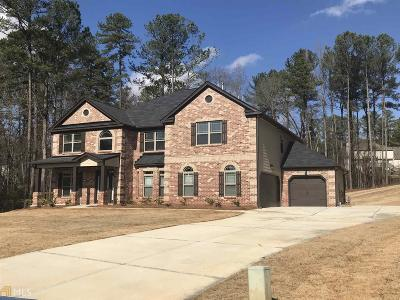 Loganville Single Family Home New: 4618 Chestnut Oak St