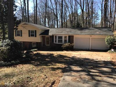 Smyrna Single Family Home New: 3216 Foxwood Trl