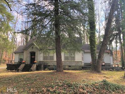 Elberton GA Single Family Home New: $159,900