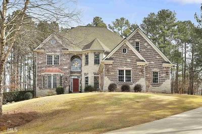 Newnan Single Family Home Under Contract: 20 Stone Garden Ct