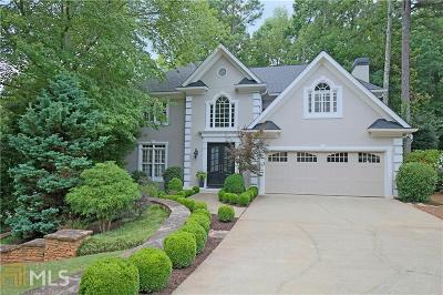 Alpharetta Single Family Home New: 365 Welwyn