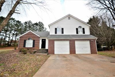 Rex Single Family Home Under Contract: 7292 New Dale Rd
