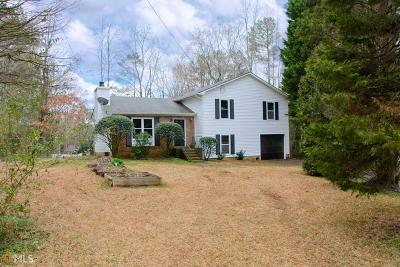 Lithia Springs Single Family Home Under Contract: 2374 Chestnut Log