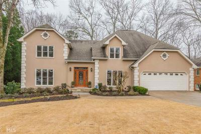 Roswell Single Family Home New: 615 Wayt