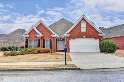 Snellville Single Family Home New: 1800 Woodberry Run