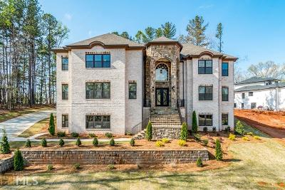Buford Single Family Home New: 4357 Alba Ln
