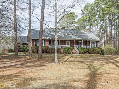 Fayetteville Single Family Home New: 129 Brooks Woolsey Rd