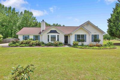 Senoia Single Family Home For Sale: 144 Peeks Crossing Dr