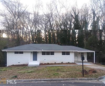 Smyrna Single Family Home New: 3710 Wisteria Ln