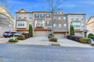 Suwanee Condo/Townhouse Under Contract: 2726 Blakely Dr