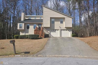 Snellville Single Family Home New: 3150 Deer Chase Ct