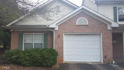 Conyers Condo/Townhouse Under Contract: 2137 Hickory Bend #A