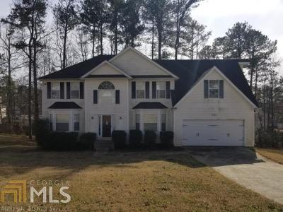 Stone Mountain Single Family Home New: 6339 Conisburgh